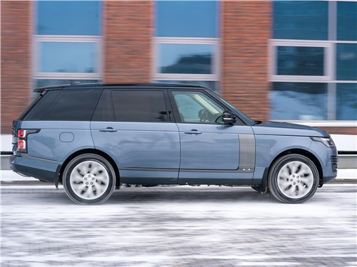 Land Rover Range Rover Westminster 3.0 TD AT L (2020) вид сбоку