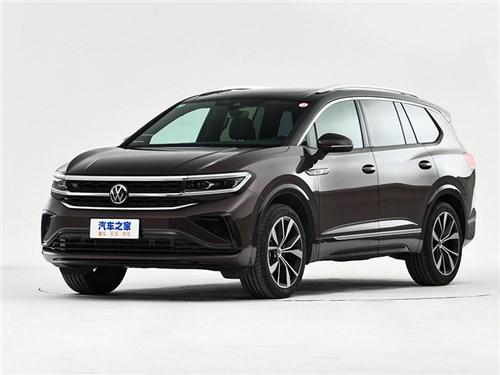 Новость про Volkswagen - Volkswagen Talagon