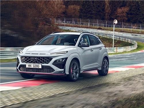 Новость про Hyundai - Hyundai Kona N (2022)