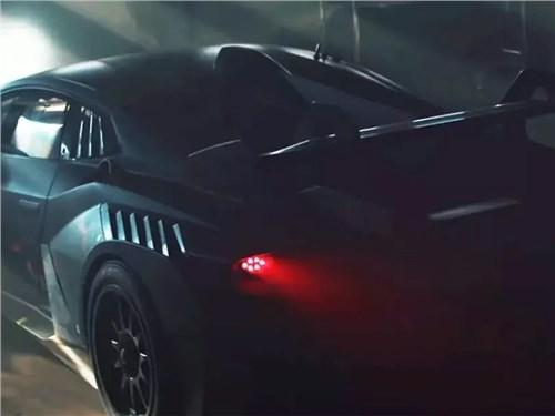 В Lamborghini готовятся представить свой новый трековый спорткар