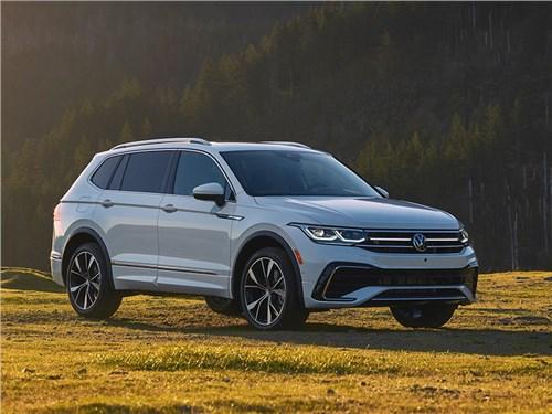 Новость про Volkswagen Tiguan - Volkswagen Tiguan [US] (2022)