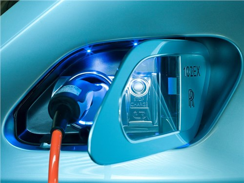 Rolls-Royce раскрыл наименование первого электромобиля