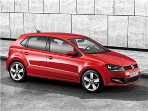 Рестайлинговый Volkswagen Polo получит однолитровый трехцилиндровый мотор