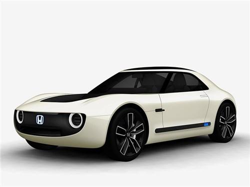Когда Honda EV Sport увидит свет?