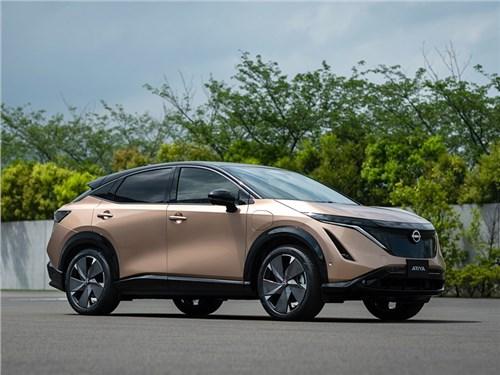 Стартовали продажи нового Nissan Ariya