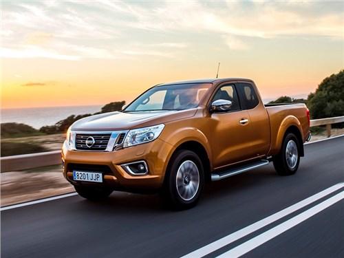 Nissan отказывается от Navara в Европе