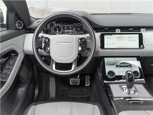 Land Rover Range Rover Evoque (2020) салон