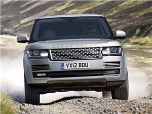 Внедорожник Range Rover получит версию с удлиненной базой