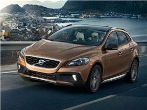 Новость про Volvo V40 Cross Country - Volvo V40 Cross Country 2013