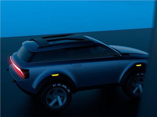 Новость про Lada - Итальянцы разработали новый дизайн для Lada Niva