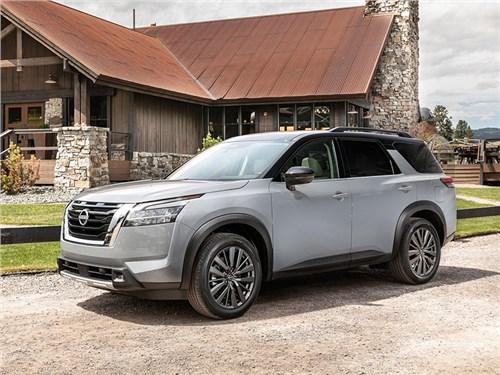 Nissan Pathfinder едет в Россию