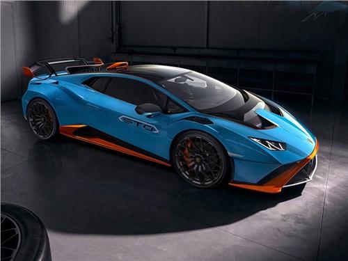Новость про Lamborghini - Lamborghini Huracan STO (2021)