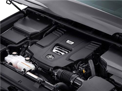Для Toyota Land Cruiser приготовили новый двигатель