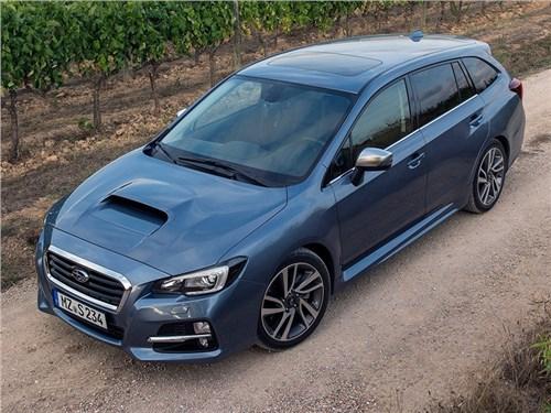 В Subaru воскресят WRX-универсал