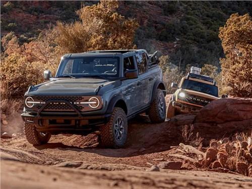 Новость про Ford Bronco - Ford Bronco