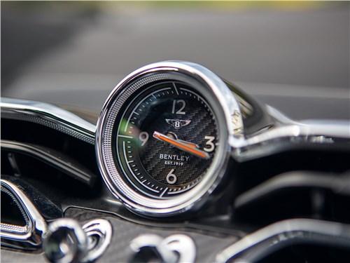 Bentley Bentayga (2021) часы