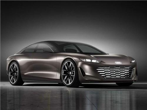 Представлен Audi Grandsphere
