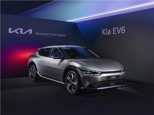 Новость про KIA EV6 - Kia EV6 (2022)