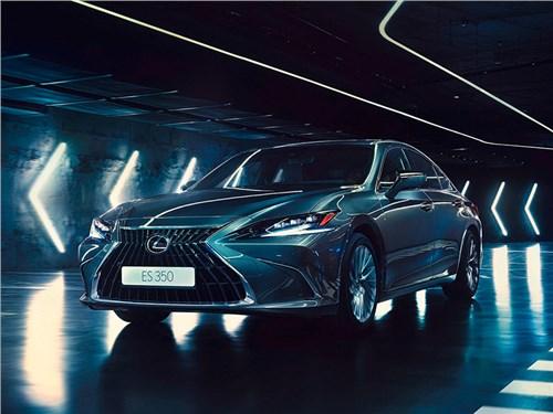 Новость про Lexus ES - Lexus ES 350 (2021)