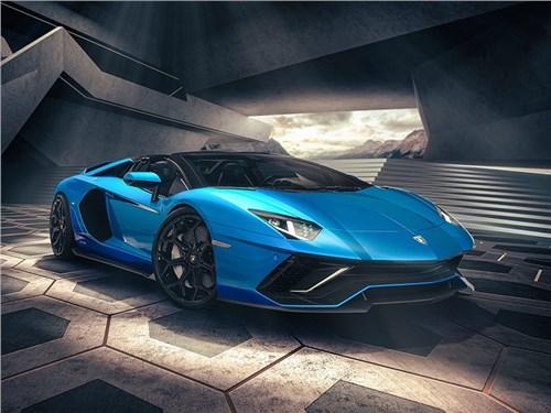 Lamborghini Aventador снимают с производства
