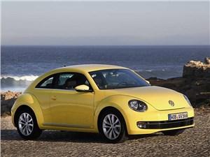 В России скоро появится хэтчбек Volkswagen Beetle