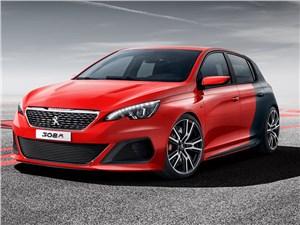 Peugeot представит во Фракфурте концептуальный «заряженный» хэтчбек 308 R