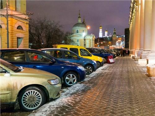 Следующие четыре дня в Москве можно будет парковаться бесплатно
