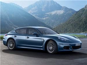 Обновленная Panamera от Porsche получила более мощный мотор