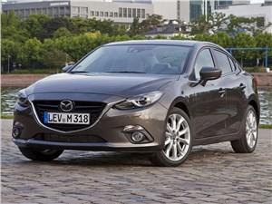 Mazda 3 нового поколения выходит на российский рынок 1 ноября