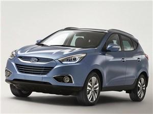 Новый Hyundai ix35 добрался до России