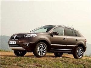 Новый Renault Koleos доступен на российском рынке