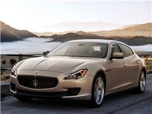 Спрос на автомобили Maserati вырос почти в четыре раза