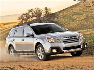 Обновленные универсалы Subaru Outback доступны для заказа