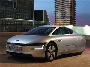 Новость про Volkswagen XL1 - Volkswagen XL1