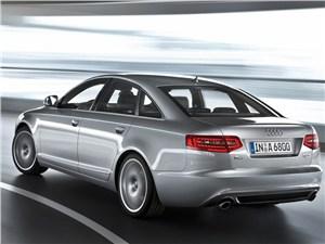 Audi A6 2008 2012 вся информация про ауди а6 C6 рест поколения