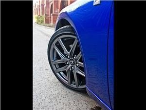 Предпросмотр lexus is fs 2013 колесо