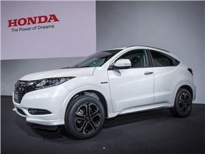 Новость про Honda - В Японии показали компактный кроссовер Honda CR-U