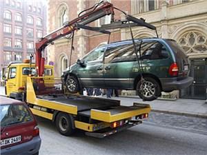 Машины с иностранными номерами будут забирать на штрафстоянки