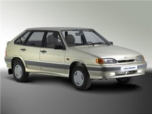 Lada Samara окончательно снята с производства