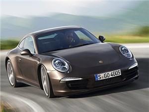 Новость про Porsche 911 Carrera 4S - Porsche 911 Carrera 4S 2013