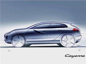 В 2017 году появится новое поколение внедорожника Porsche Cayenne