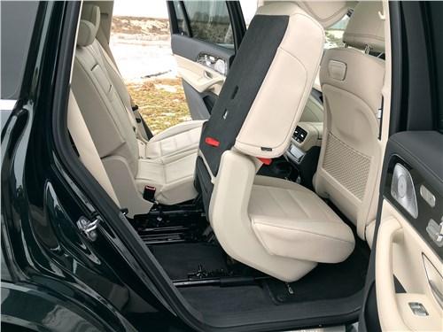 Mercedes-Benz GLS 2020 задний диван
