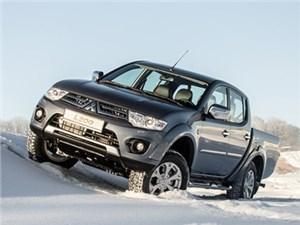 Обновленный Mitsubishi L200 уже доступен в России