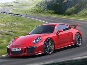 Новость про Porsche 911 GT3 - Porsche 911 GT3 2014