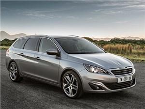В марте в Женеве состоится официальная премьера универсала Peugeot 308 SW