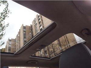 Kia Sportage 2014 панорамная крыша