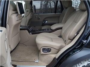 Предпросмотр range rover lwb 2014 задние кресла