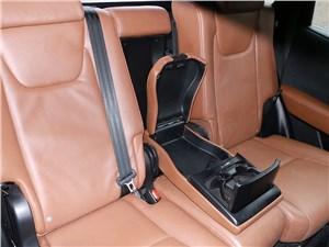 Lexus RX 450h F-Sport 2014 задний диван