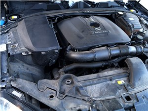 Предпросмотр jaguar xf 2011 двигатель