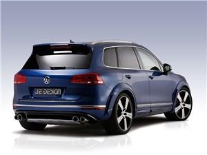 JE Design Volkswagen Touareg вид сзади